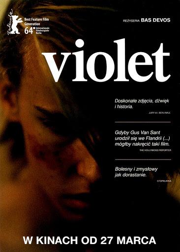 Przód ulotki filmu 'Violet'