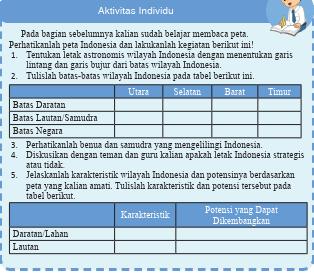 Kunci jawaban buku paket bahasa indonesia kelas 7 semester 1 halaman 49. Kunci Jawaban Ips Kelas 7 Halaman 16 Aktivitas Individu Bab 1 Ilmu Edukasi