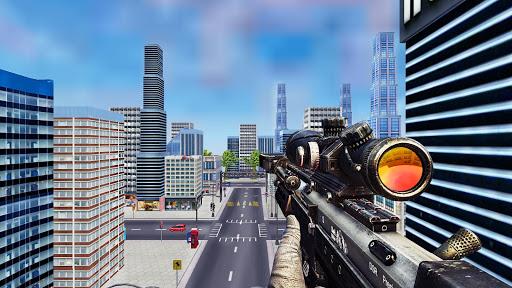 Sniper Shooter Assassin 3D - Gun Shooting Games android2mod screenshots 6