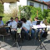 Pfingst-Gottesdienst im Grünen 2010