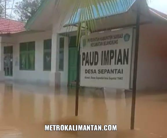 Kiriman Banjir, Dewan Minta Pemkab Sambas Koordinasi dengan Pemkab Bengkayang