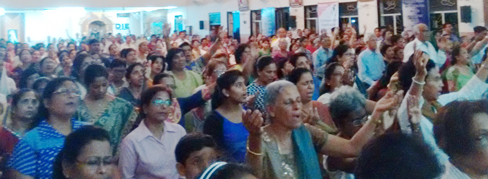 Pentecost Rally 2015 - Across different Zones in Mumbai