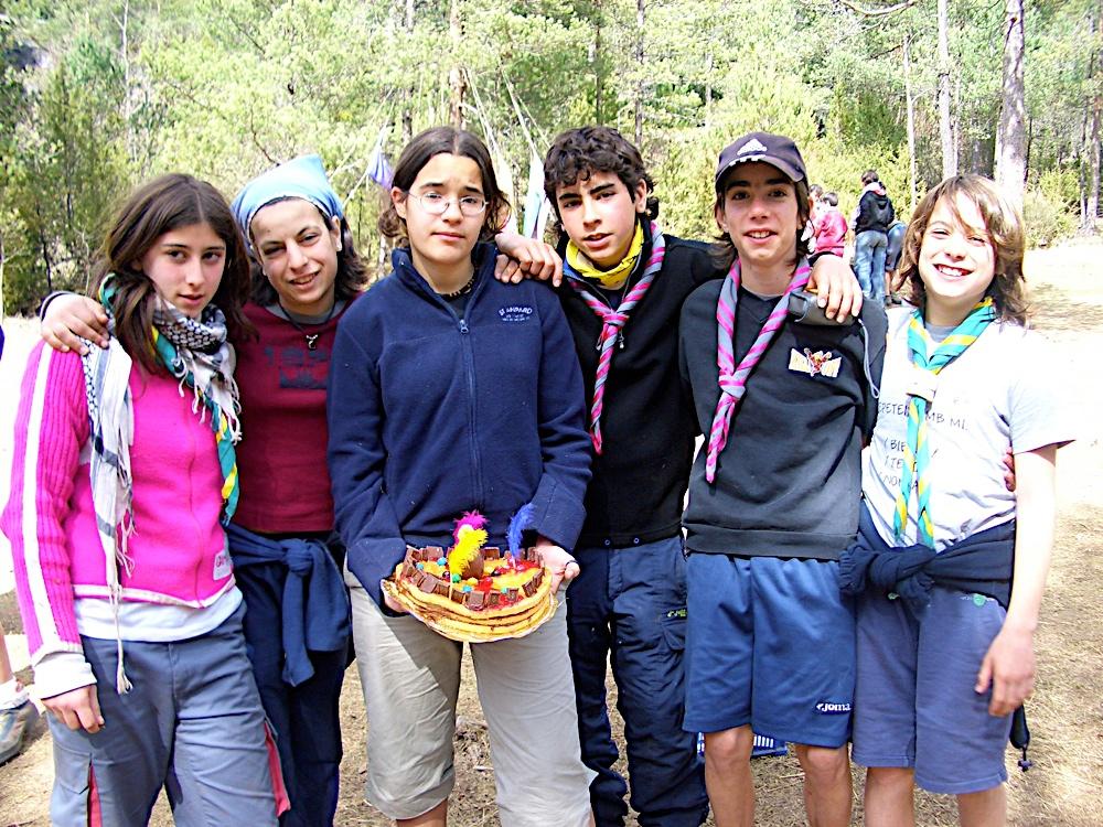 Campaments amb Lola Anglada 2005 - CIMG0394.JPG