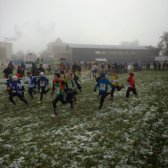 Crosslauf in Gettnau