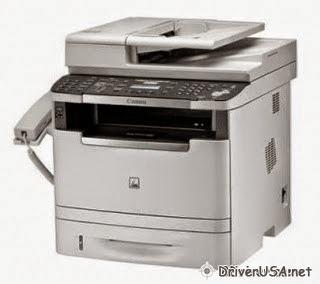 download Canon imageCLASS MF5870dn printer's driver