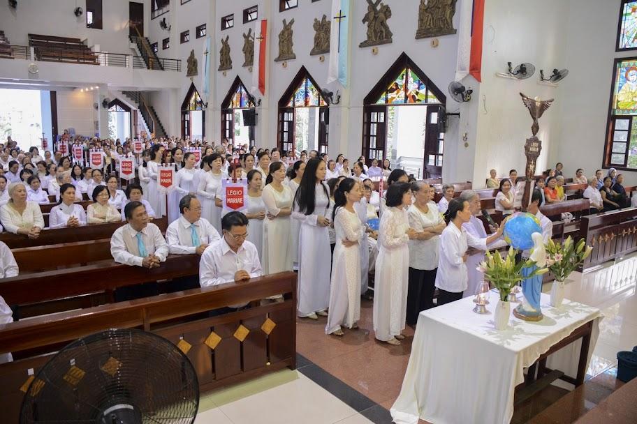 Gx.Phú Bình: Đại Hội ACIES Curia Phú Thọ I