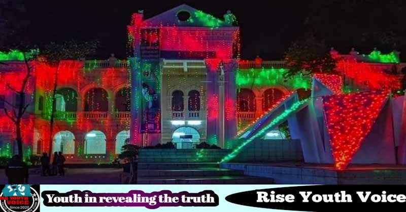 সুস্থ পৃথিবীতে প্রানবন্ত জগন্নাথ বিশ্ববিদ্যালয় দিবস উদযাপনের অপেক্ষায়