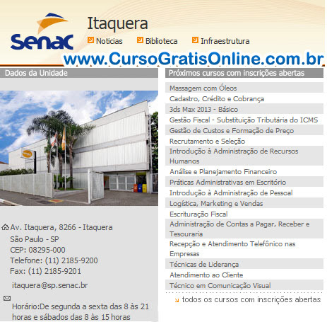 SENAC Itaquera