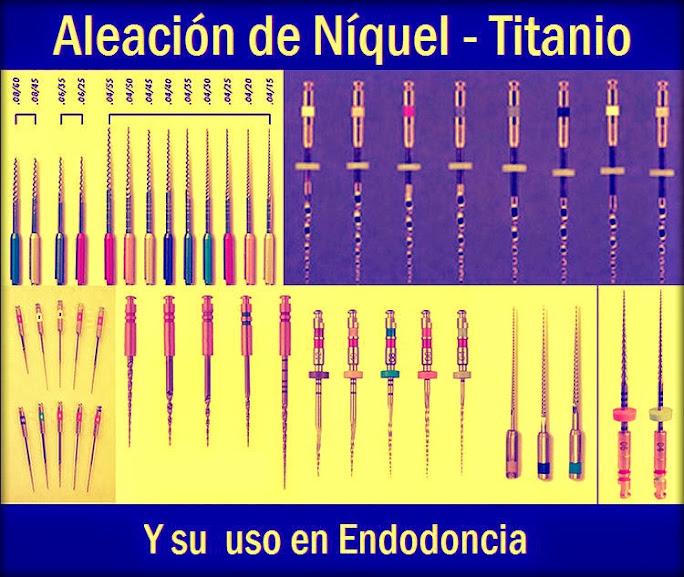 niquel-titanio-endodoncia
