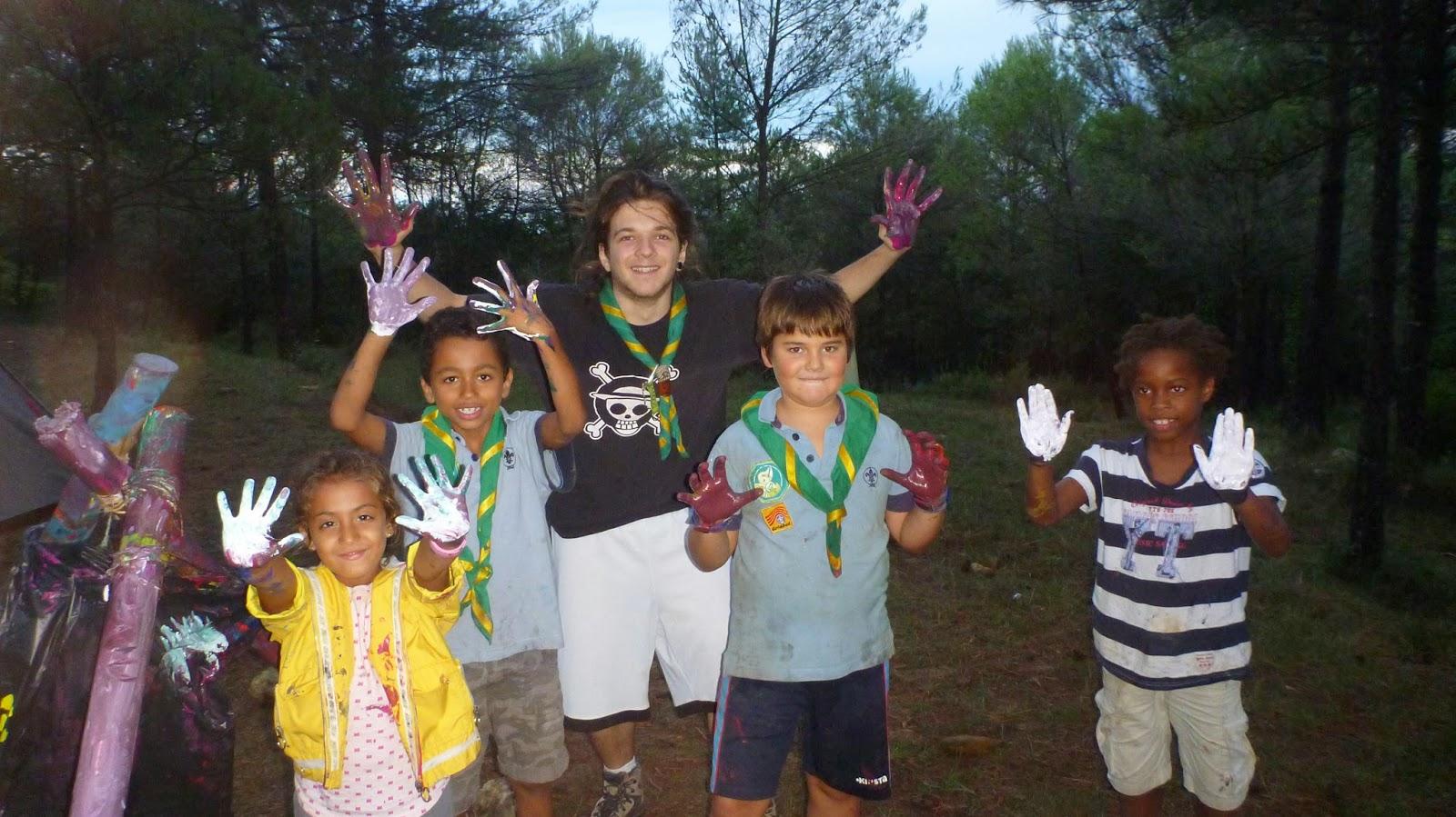 Campaments Estiu Cabanelles 2014 - P1070139.JPG