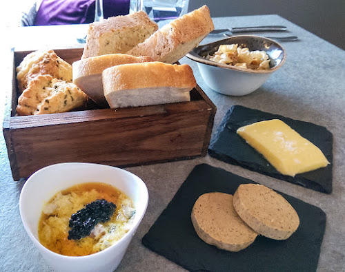 Gerry's Kitchen, Adam Newth, The Tayberry Restaurant, Broughty Ferry restaurants, Restaurant Reviews, Dundee restaurants, Citylicious