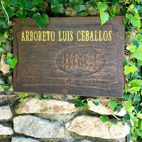 Vista al Arboreto Luis Ceballos - Domingo 18 de junio de 2011