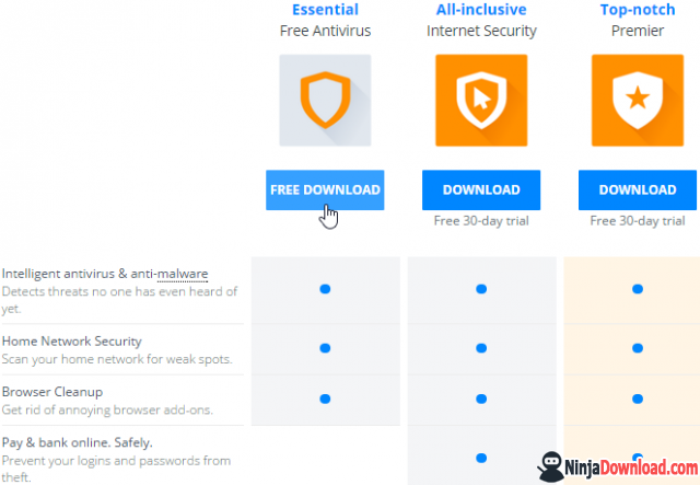 Free download avast antifirus software latest