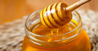 Honey is good for beauty