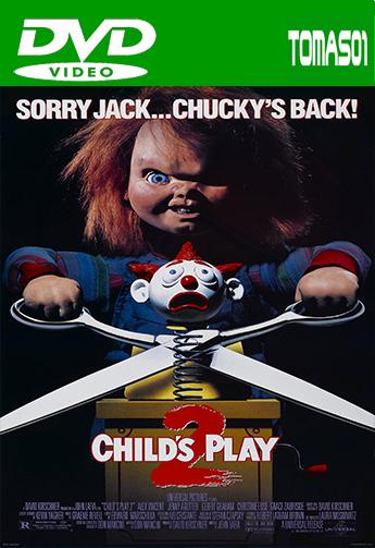 Chucky el muñeco diabólico 2 (1990) DVDRip