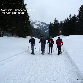 Schneeschuhtour 11.3.2012