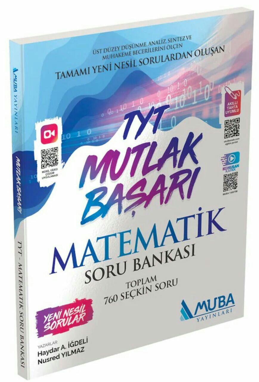 Muba Yayınları TYT Matematik Soru Bankası