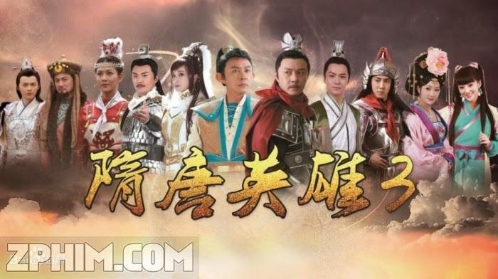 Ảnh trong phim Tùy Đường Anh Hùng 3 - Heroes in Sui and Tang Dynasties 3 1