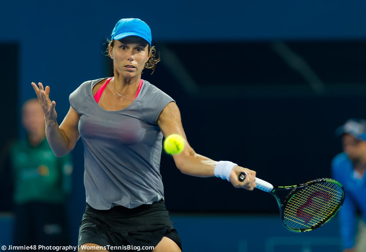 Main Draw Play Gets Underway in Brisbane – Gallery   Women ... Varvara Lepchenko Tennis
