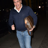 OIC - ENTSIMAGES.COM - Tamer Hassan at the  Eating Happiness - VIP film screening in London 25th January 2015 Photo Mobis Photos/OIC 0203 174 1069