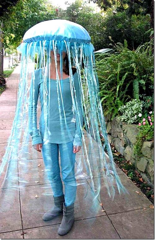 disfraz de medusa el animal (6)