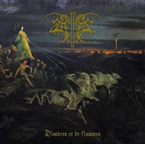 Aries - D'ombres et de flammes (EP 2015)