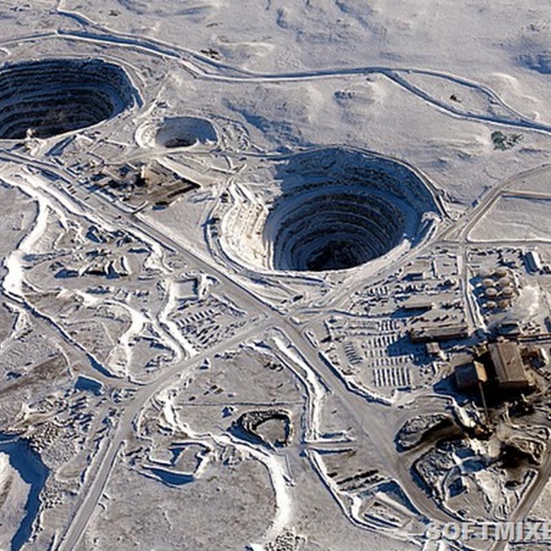 Десять рукотворных черных дыр на Земле
