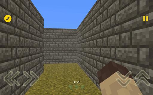 Mine Maze 3D screenshot