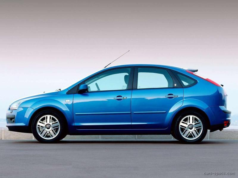 2007 ford focus hatchback specifications pictures prices. Black Bedroom Furniture Sets. Home Design Ideas