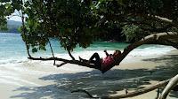 Pantai Sawah Ombo