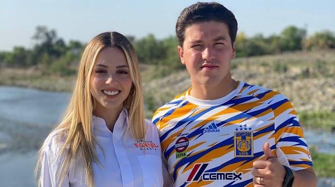 """Rayados vs Tigres: Clásico Regio """"divide"""" a Samuel García y Mariana Rodríguez"""