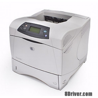 Download HP LaserJet 4300tn Printer driver and install