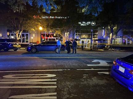 Employee at popular Atlanta sushi restaurant accused of shooting security guard
