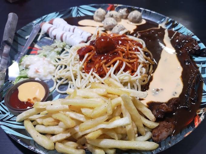 Dulang Cafe, Chemor