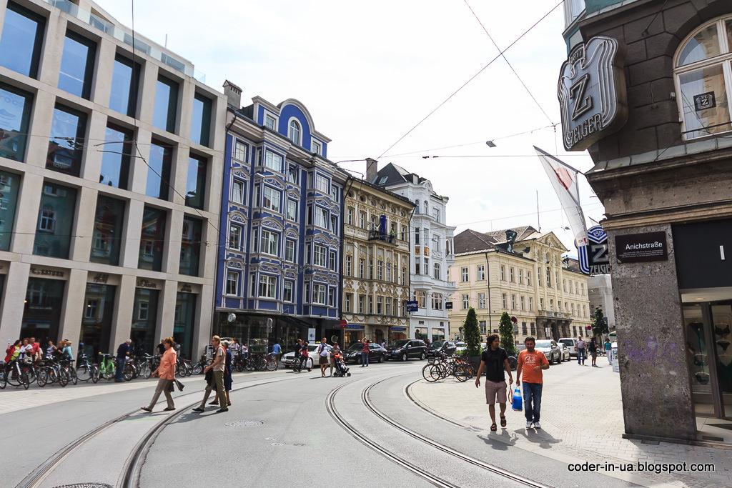 инсбрук. австрия