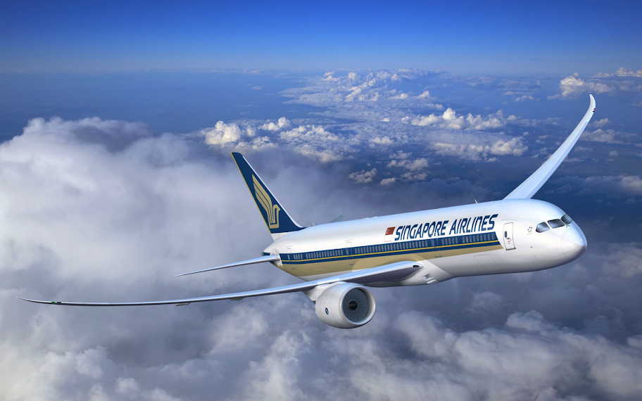 Singapore Airlines Desktop Wallpaper