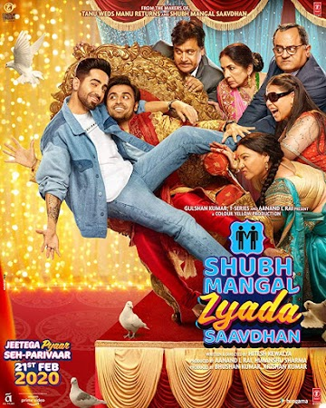 Shubh Mangal Zyada Saavdhan 2020 Watch Online Full Hindi Movie Free Download