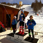 GP Marseille Ski Team - Le Sauze 15 mars 2015