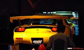 Initial D Mazda