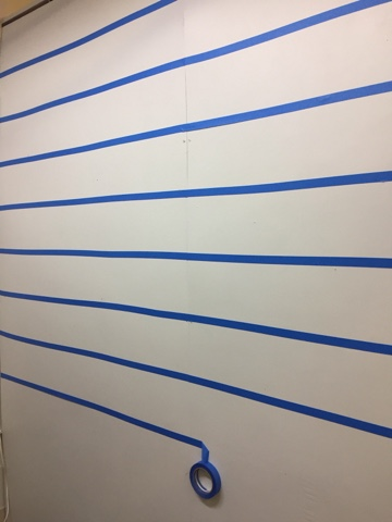 Painting a Ship Lap Wall