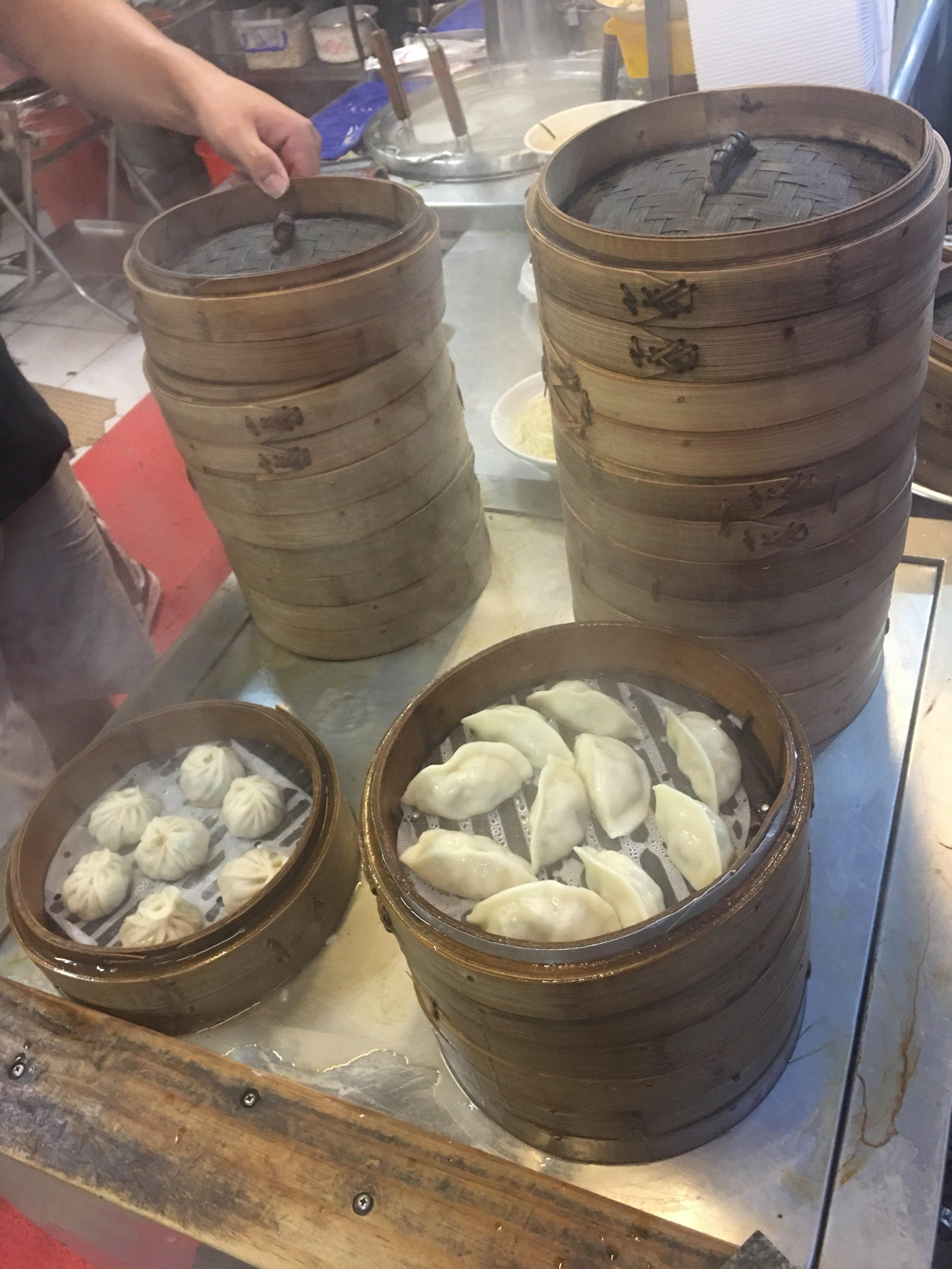 dumplings dim sum taiwan
