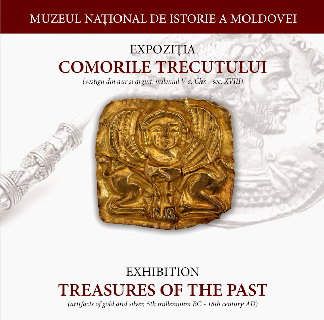 "Exhibition ""Treasures of the Past (artifacts of gold and silver, 5th millennium BC - 18th century AD)"""
