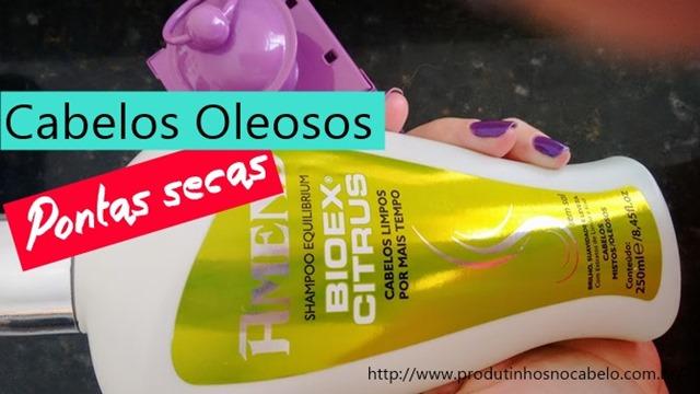 Shampoo Bioex Citrus Amend