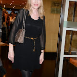 WWW.ENTSIMAGES.COM -   Dr Pam Spurr  arriving   at         Wear it for Autism - charity catwalk show at Millennium Hotel London Knightsbridge, London October 6th 2014Charity fashion show to celebrate families and individuals affected by autism.                                               Photo Mobis Photos/OIC 0203 174 1069