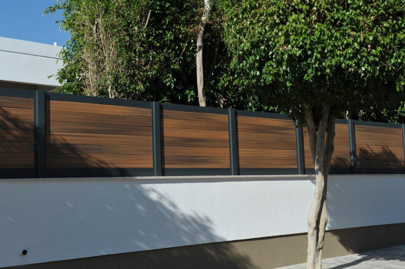 palissade composite pas cher. Black Bedroom Furniture Sets. Home Design Ideas