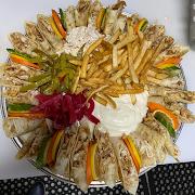 Chicken Shawarma Platter (Family)
