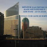 Cascade de glace - Den Haag