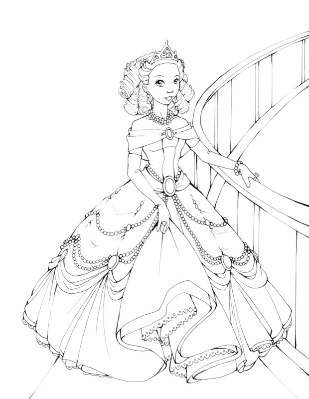 Sweet sixteen coloring pages