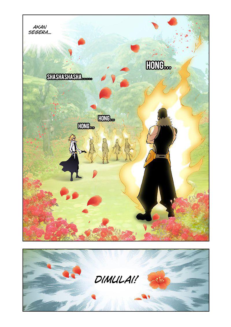 Baca Manga Soul Land Chapter 12 Komik Station