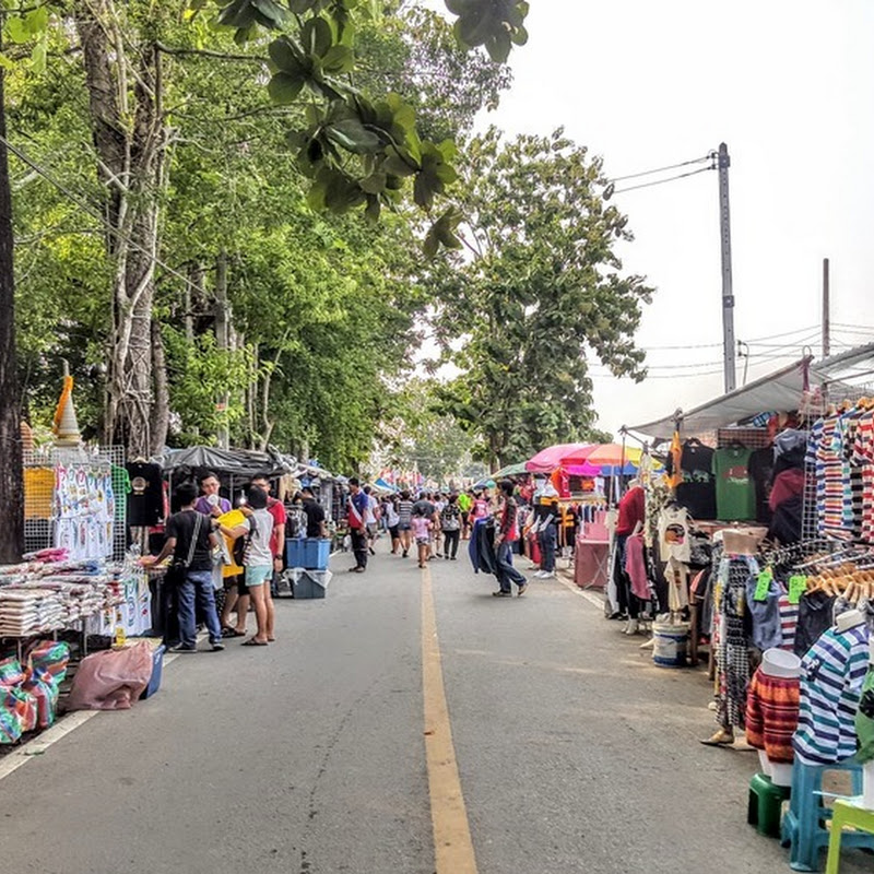 Things To Do In Hat Yai Part 1: Visit Khlong Hae Floating Market